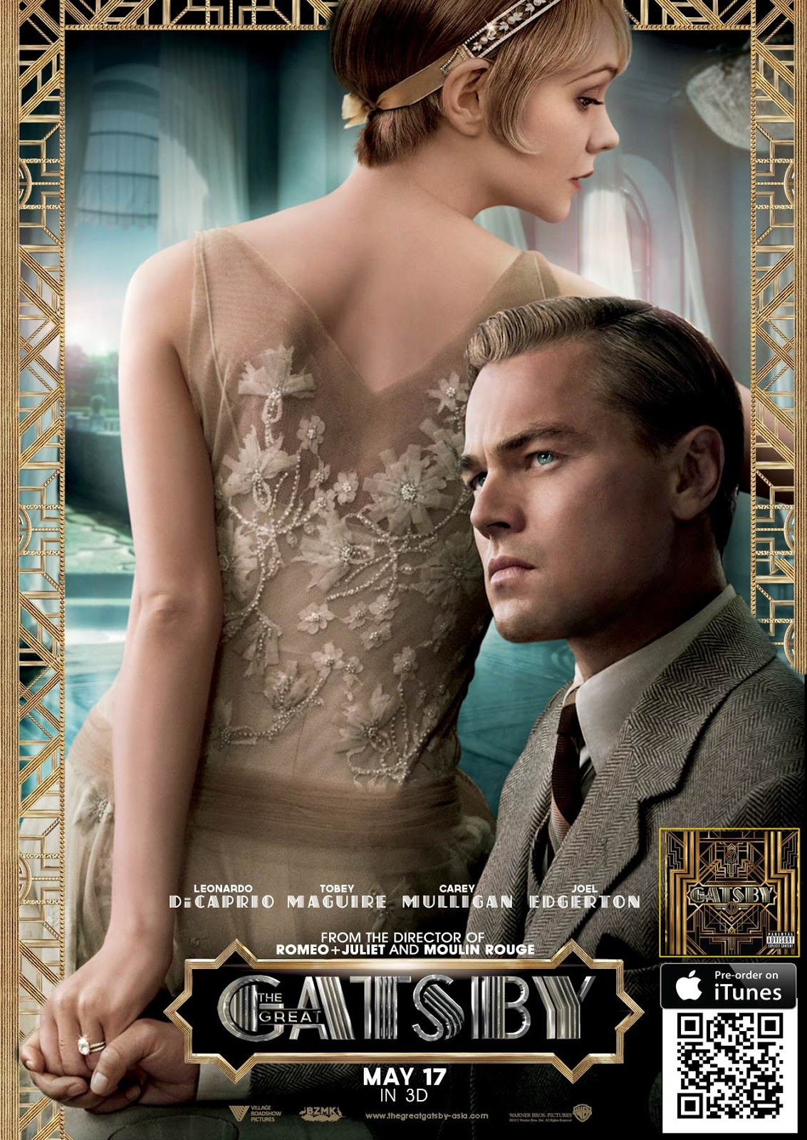 THE GREAT GATSBY Soundtrack Released; Film Opens in PH May 17