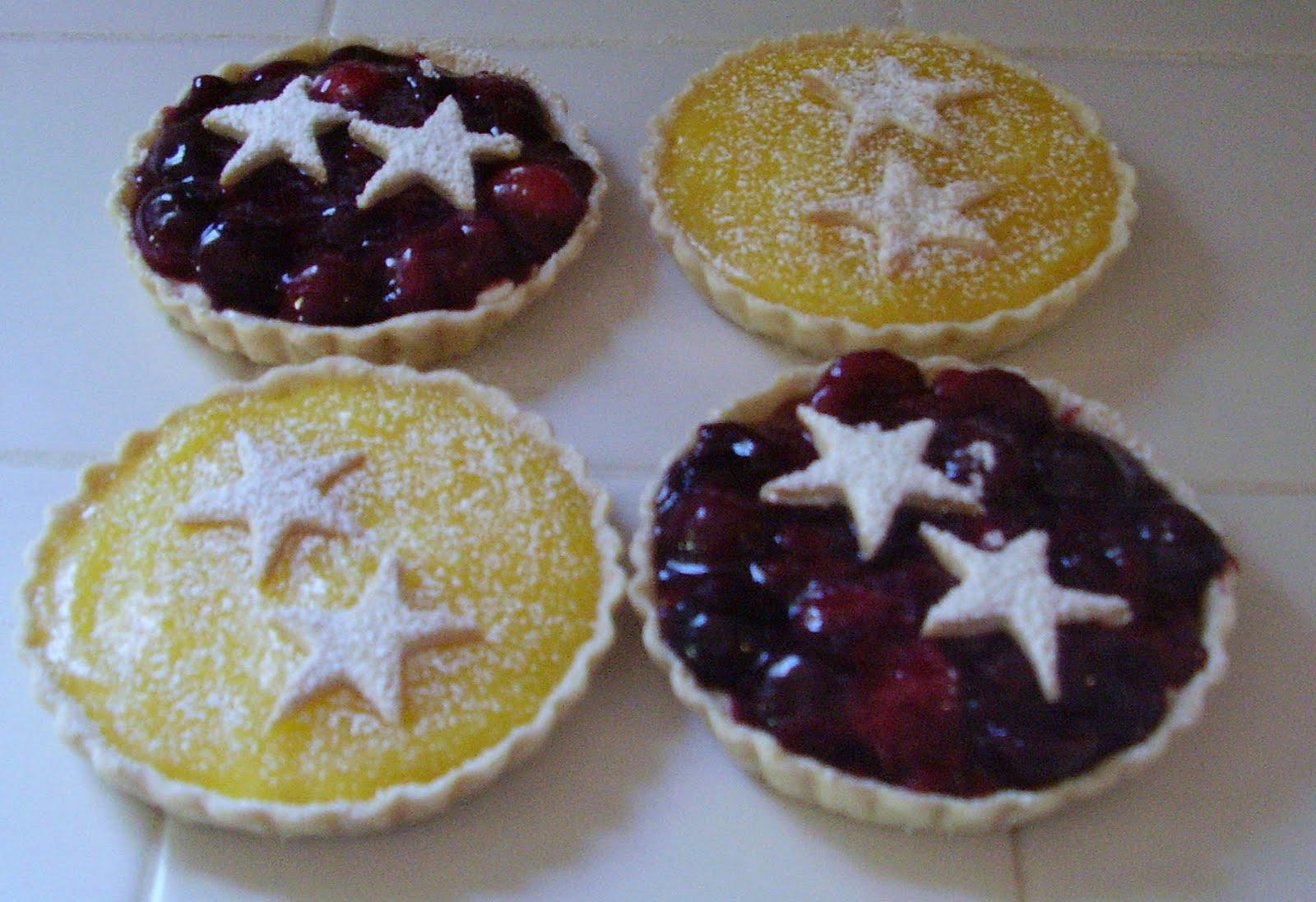 Cheesecake Tarts - Oh My!
