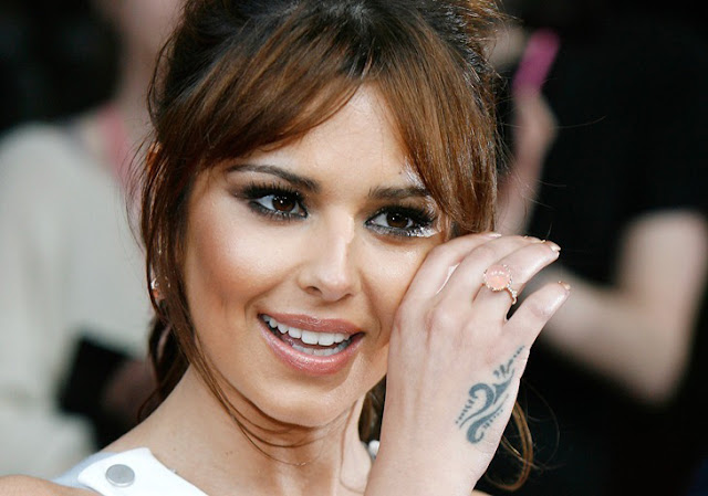 Cheryl Cole Tattoos