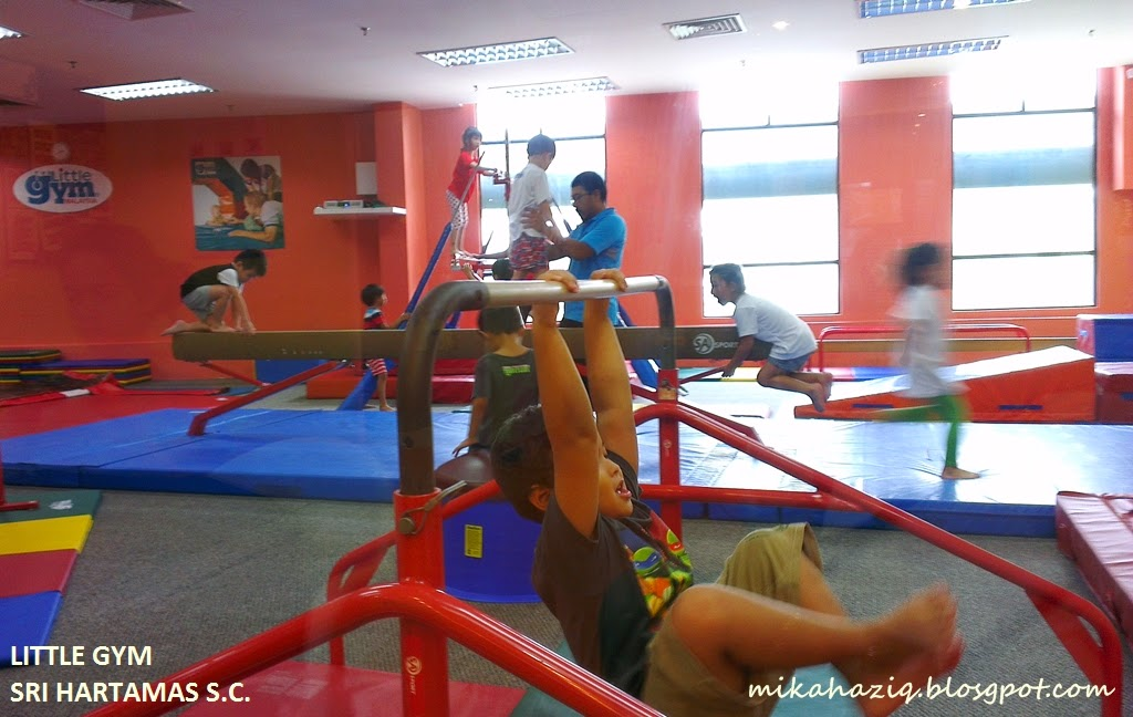 kl little gym