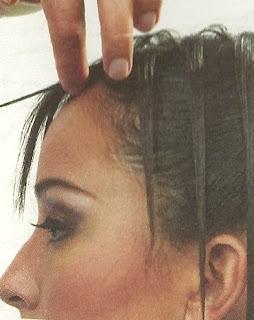 En otoño los cabellos caen más a menudo