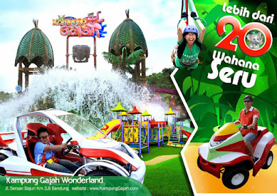 One Stop Recreation Kampung Gajah Wonderland