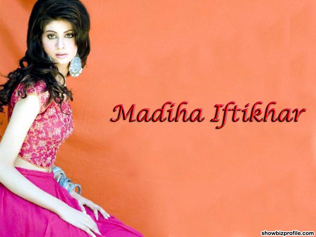 Watch Madiha Iftikhar video