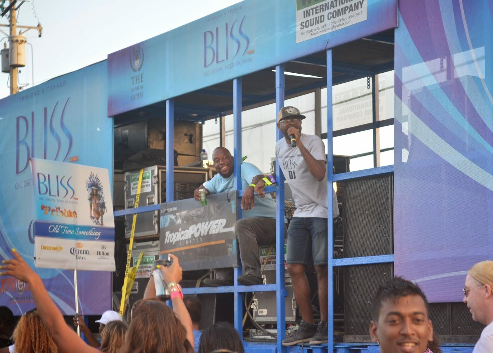 Trinidad Carnival Banners Social Awareness Banners
