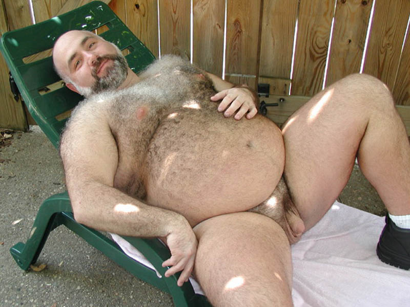 Gay Hairy Muscle Bear Men Naked