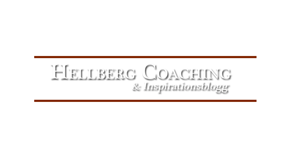 Hellberg Coaching & Inspirationsblogg