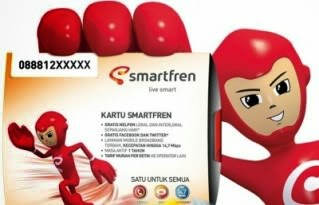 Inject Smartfren November 2014 Work