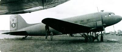 Военно-транспортный Ли-2