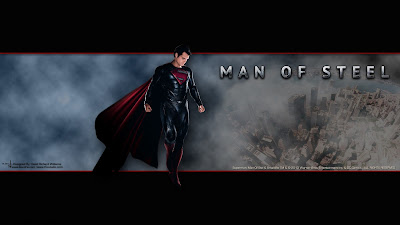 Man Of Steel Free HD Wallpapers