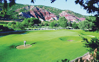 Комплекс Venus Rock Golf Resort в Пафосе