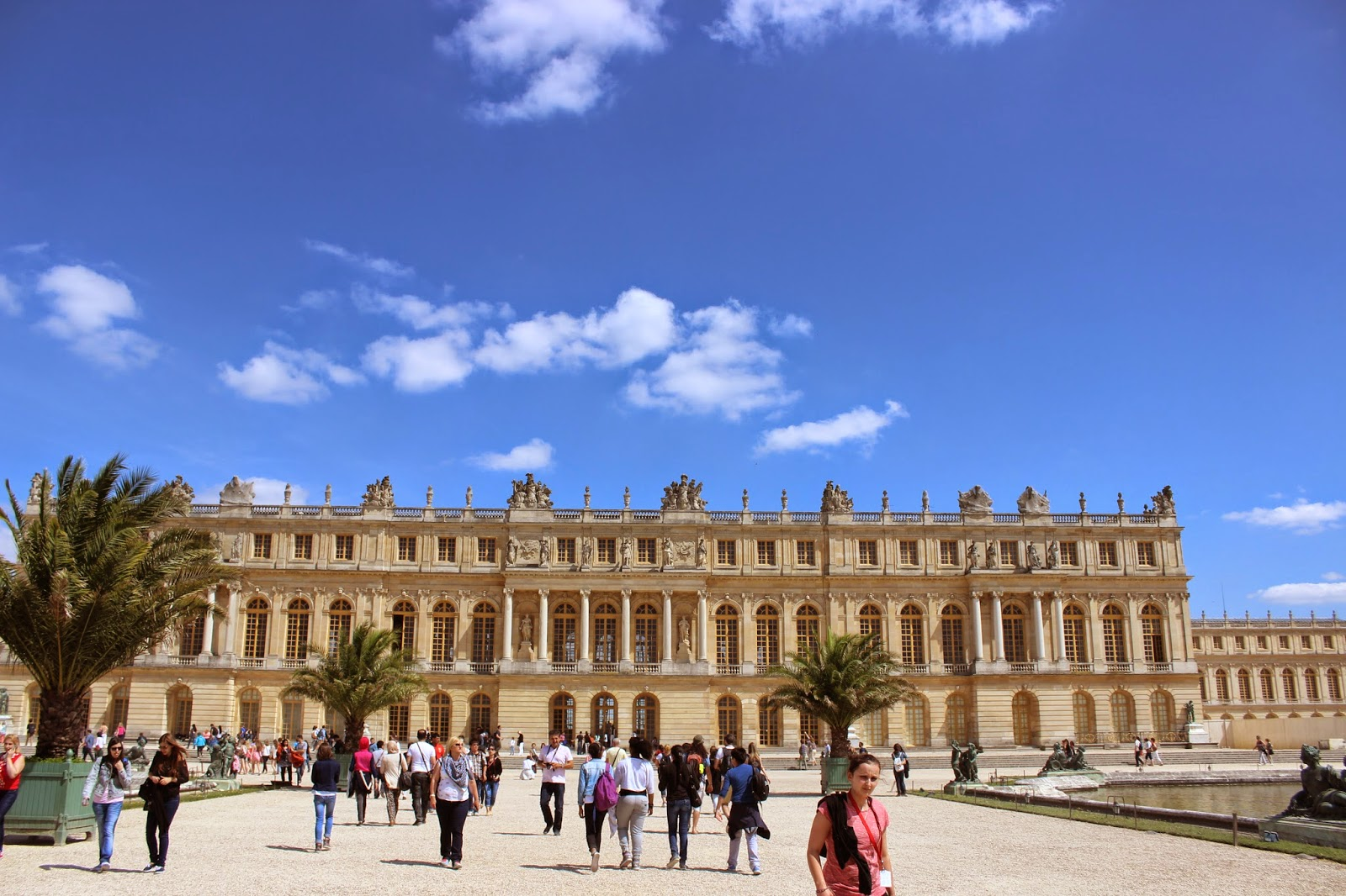 palace of versailles how to get there