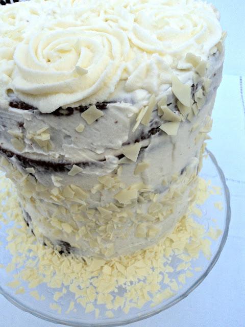 Tarta cumpleaños chocolate mascarpone