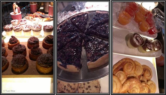 Desserts pâtisseries brunch Mama Shelter Paris, Yummy Brunch Mama Shelter Marseille