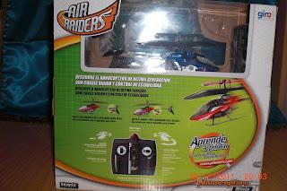 mini helicoptero silverlit
