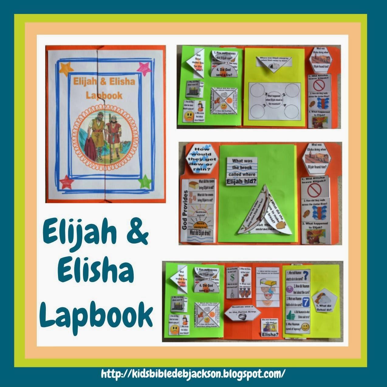 Elijah Picks Elisha Craft