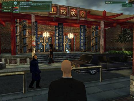 how to play hitman contracts in windows 8