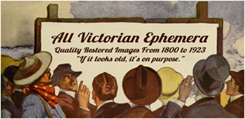 All Victorian Ephemera