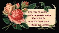 Regalo de Gata Coqueta, María del Carmen Fernández
