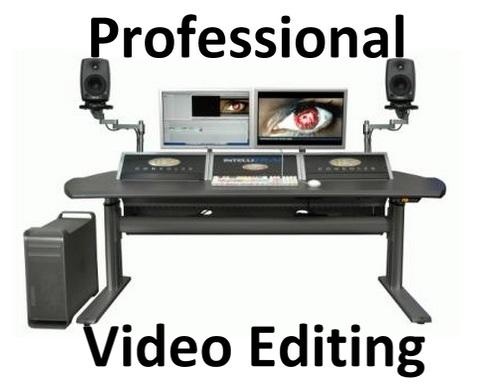 video profesional: