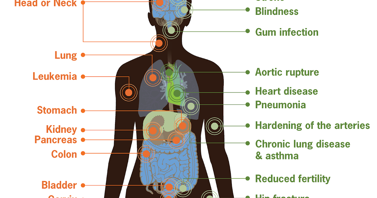 For All Smokers  These 6 Amazing Foods Will Flush Out
