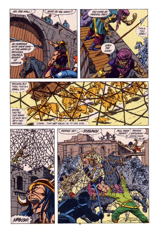 Conan the Barbarian (1970) Issue #247 #259 - English 12