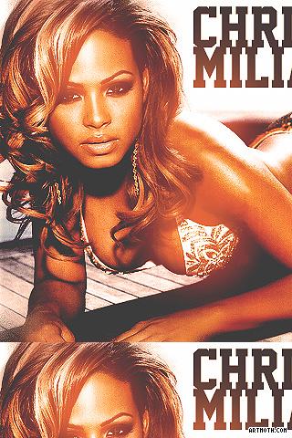 Christina Milian Bikini Pics (Part 2)