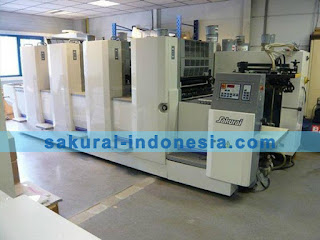 Oliver 466 SI/SIP Series | Sakurai Machines INDONESIA