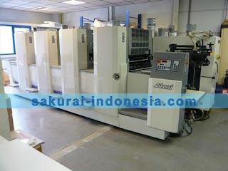 Oliver 466 SI/SIP Series | Sakurai Machines INDONESIA