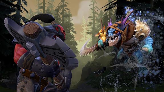 axe mogul khan vs slark stealth assassin dota 2