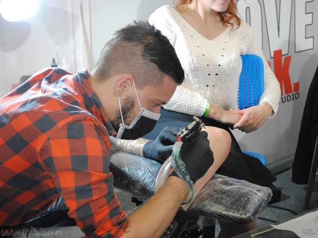 4th International Tattoo Convention (Ljubljana, Slovenia) - Love Ink Italy