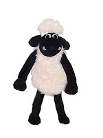Boneka Shaun The Sheep Medium
