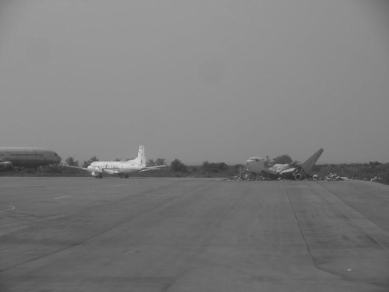 CA -AIRPORT- COTONOU / BENIN