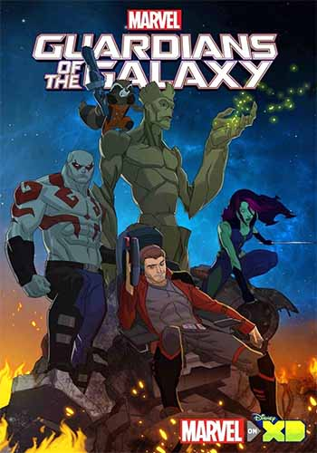 Guardiões da Galáxia 1ª Temporada Torrent - WEB-DL 1080p Dublado (2015)