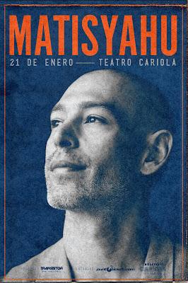 Matisyahu Chile donde venden las entradas ticketek puntoticket buen precio
