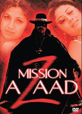 Mission Azad 2000 Hindi Movie Watch Online