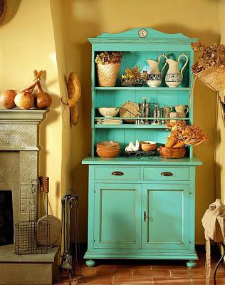 adems podemos jugar con su esttica vintage para dar a cada rincn de la cocina