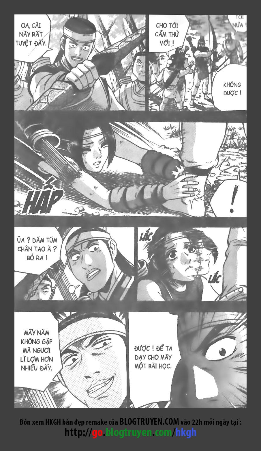 Hiệp Khách Giang Hồ chap 280 page 18 - IZTruyenTranh.com