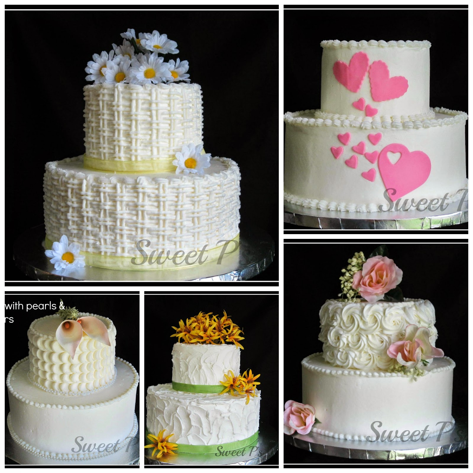 Wedding Cake Options for Brides on a Tight Budget Sweet Ps Cake