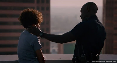 Halle Berry and Morris Chestnut in The Call movie image