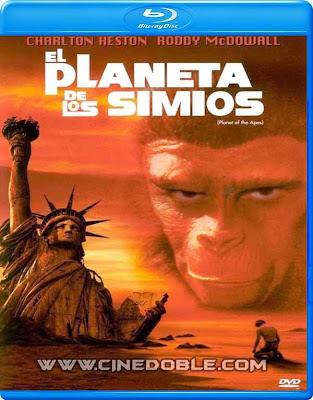 el planeta de los simios 1968 1080p latino El Planeta de Los Simios (1968) 1080p Latino