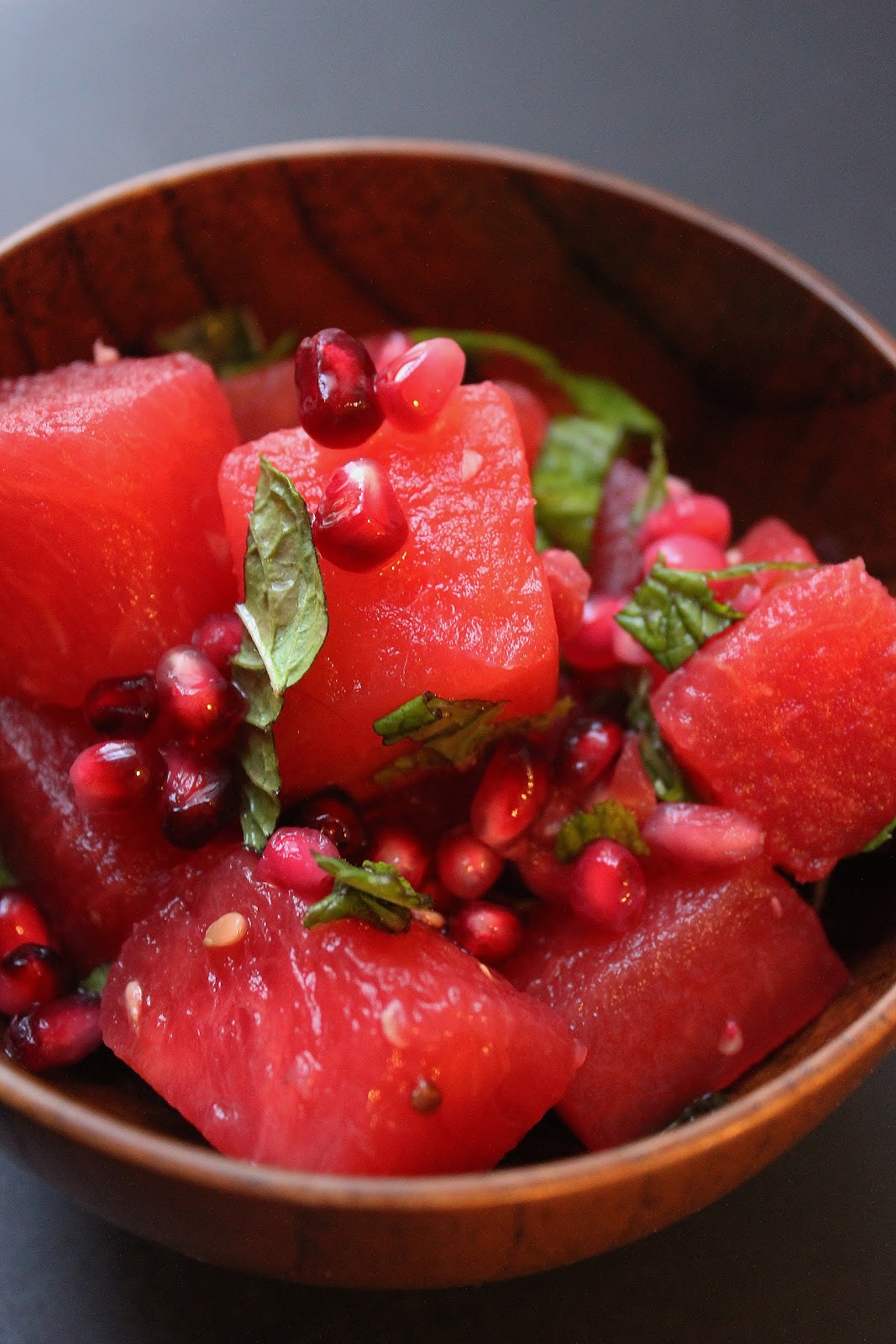 Simplest Red Fruit Salad ever & some of our favorite Summertime recipes!