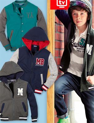 chaquetas estilo college niños vuelta al cole Lidl