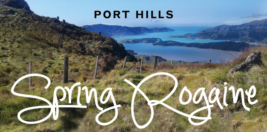 Port Hills Spring Rogaine 2018