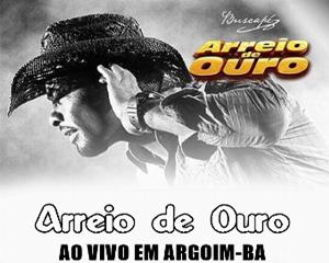 Arreio de Ouro - Argoim - BA