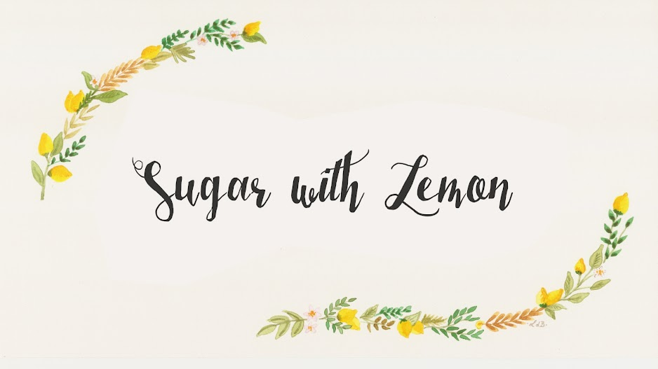 Sugar with Lemon