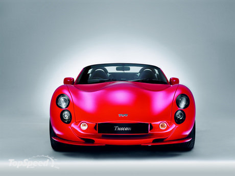 Car Insurance Help 24 The Tvr V8s Sports Car