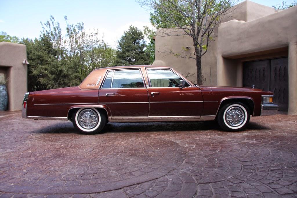 All American Classic Cars 1979 Cadillac Fleetwood