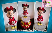Workshop Mickey e Minnie