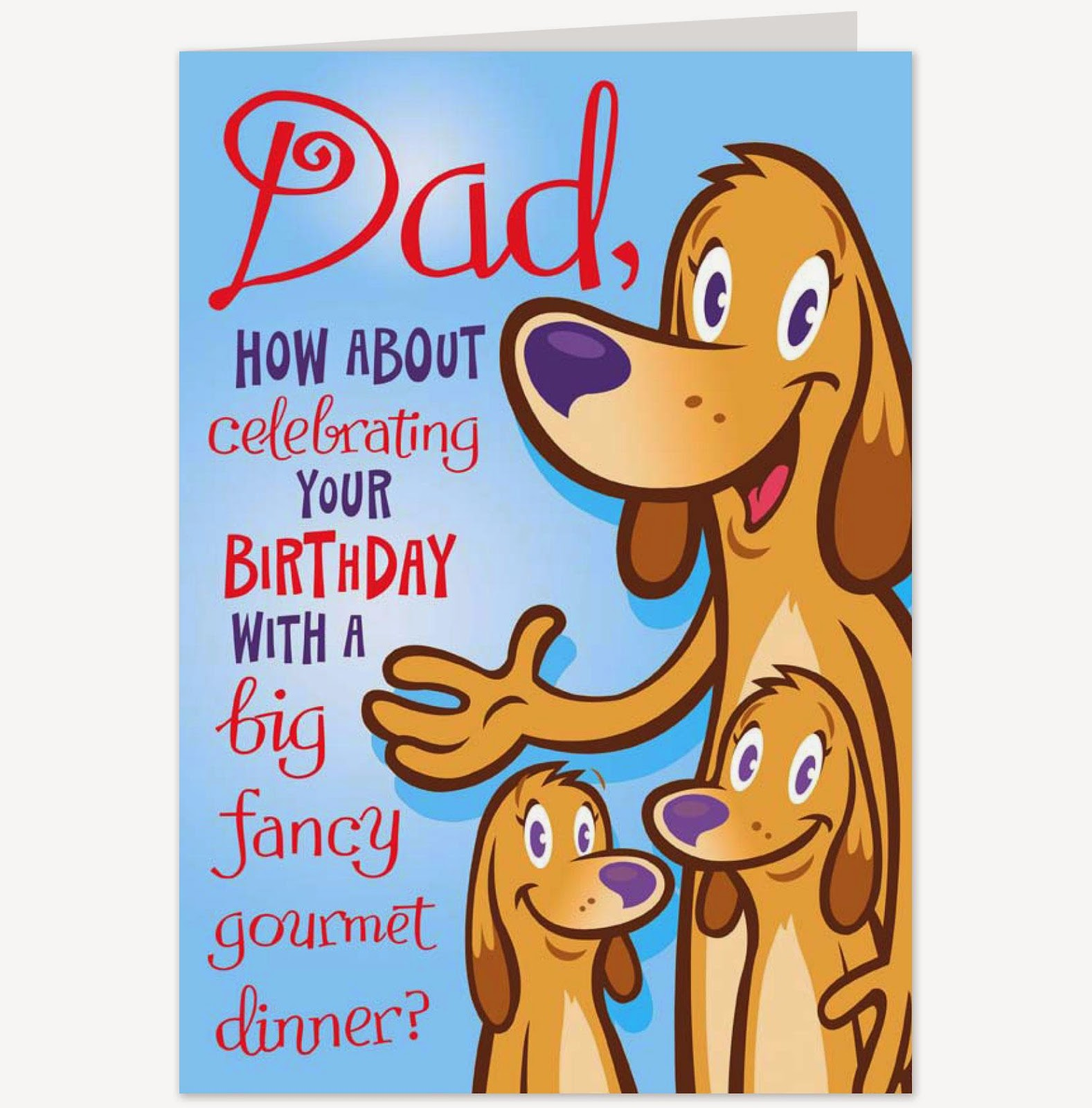 Funny Birthday Card For Dads Bad Dad Jokes Funny Card For: Birthday Cards For Dads