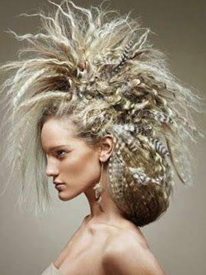 peinados 2014 para fiestas